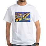 Will Rogers Field Oklahoma (Front) White T-Shirt