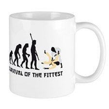 Evolution Judo B 3c.png Small Mug