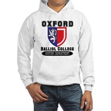 Oxford History Department Jumper Hoody