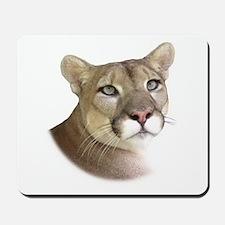 Panther Pose Mousepad