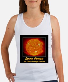 Solar Power Women's Tank Top