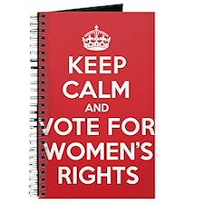 K C Vote Womens Rights Journal
