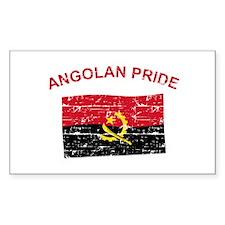 Angolan Pride Decal