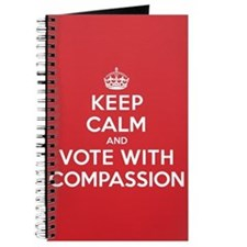 K C Vote Compassion Journal