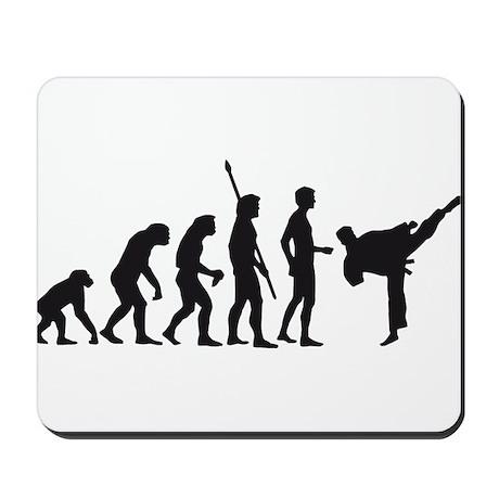 Evolution Kampfsport.png Mousepad