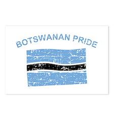Botswanan Pride Postcards (Package of 8)