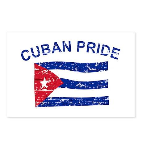 Cuban Pride Postcards (Package of 8)