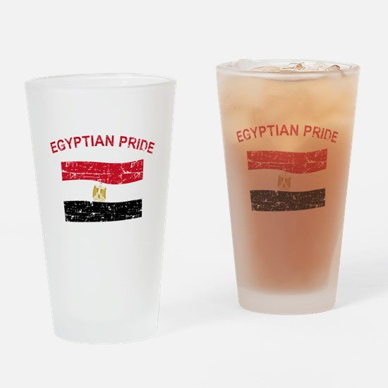 Egyptian Pride Drinking Glass