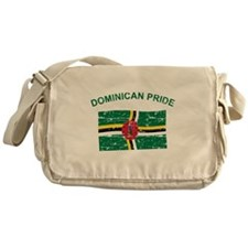 Dominican Pride Messenger Bag