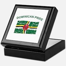 Dominican Pride Keepsake Box