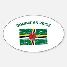 Dominican Pride Decal