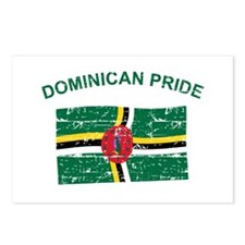 Dominican Pride Postcards (Package of 8)