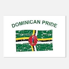 Dominican Pride Postcards (Package of 8)