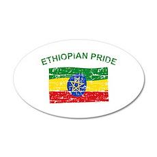 Ethiopian Pride Wall Decal