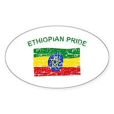 Ethiopian Pride Decal