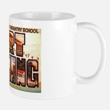 Fort Benning Georgia Mug