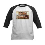 Fort Benning Georgia Kids Baseball Jersey