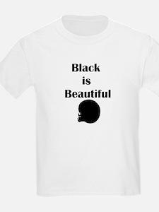 Black is Beautiful Kids T-Shirt