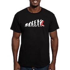 Evolution-Dance1white T-Shirt