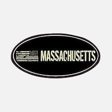 Black Flag: Massachusetts Patch