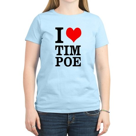 Tim Poe Women's Light T-Shirt