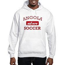 Angolan Soccer Hoodie