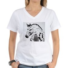 Leopard Appaloosa Colt pencil drawing Shirt