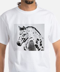 Leopard Appaloosa Colt pencil drawing Shirt
