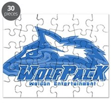WolfPack by Weldon Entertainment Puzzle