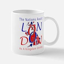 Nations await as a Kingdom unites Mug