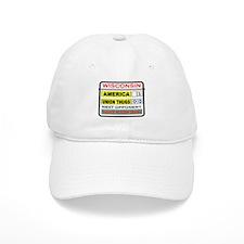ANTI-UNION Baseball Cap