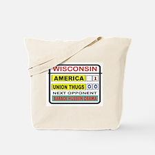 ANTI-UNION Tote Bag