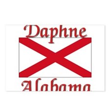Daphne Alabama Postcards (Package of 8)