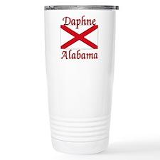 Daphne Alabama Travel Mug