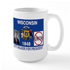 WALKER FOR PRESIDENT Mug