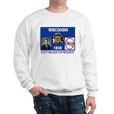 WALKER FOR PRESIDENT Sweatshirt