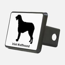 Irish Wolfhound Hitch Cover