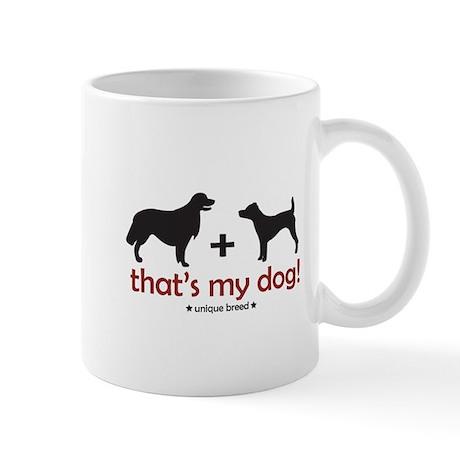 Terrier/Golden Retriever Mug