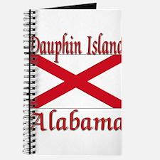 Dauphin Island Alabama Journal