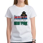 The MAFIA Runs New York Women's T-Shirt