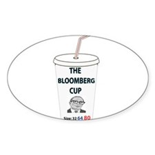 The Bloomberg Cup Decal