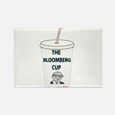 The Bloomberg Cup Rectangle Magnet