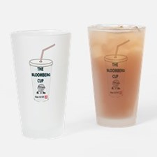 The Bloomberg Cup Drinking Glass
