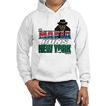 The MAFIA Runs New York Hooded Sweatshirt
