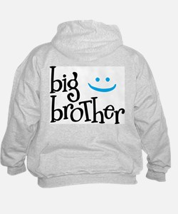The New Guy's Wtih Me - Brother shirt Hoodie