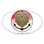 Tales of Tyria Logo Sticker (Oval)