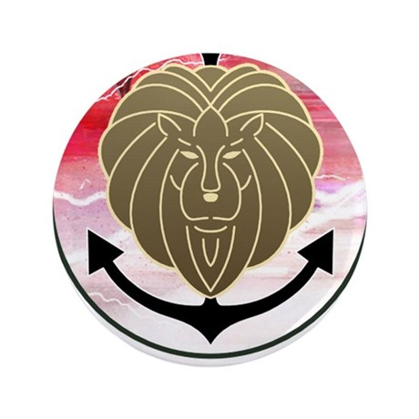 """Tales of Tyria Logo 3.5"""" Button"""