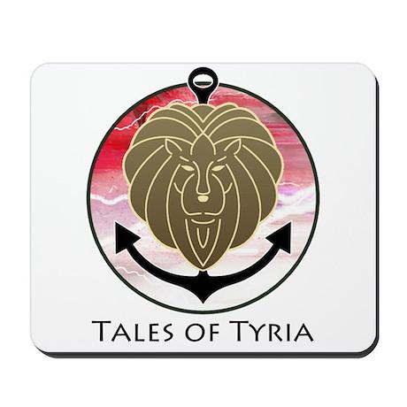 Tales of Tyria Logo Mousepad