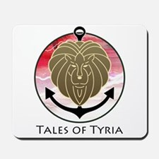 Tales of Tyria Logo Mousepad