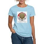 Tales of Tyria Logo Women's Light T-Shirt